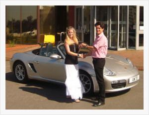 Collecting the Porsche