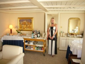 Silverseas Cruise Owners Suite